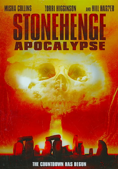 STONEHENGE APOCALYPSE BY CHARTRAND,LAURO (DVD)