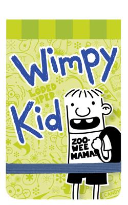 Diary of a Wimpy Kid Rowley Mini Journal By Kinney, Jeff