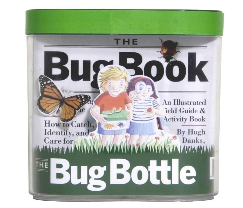 Bug Book and Bottle By Danks, Hugh, Ph.D.